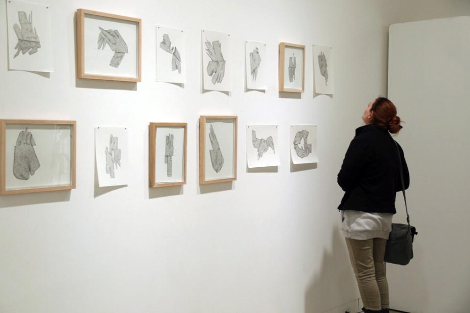 Exposition Métamorphoses-traces-analogues