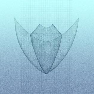 cône 4.bleu